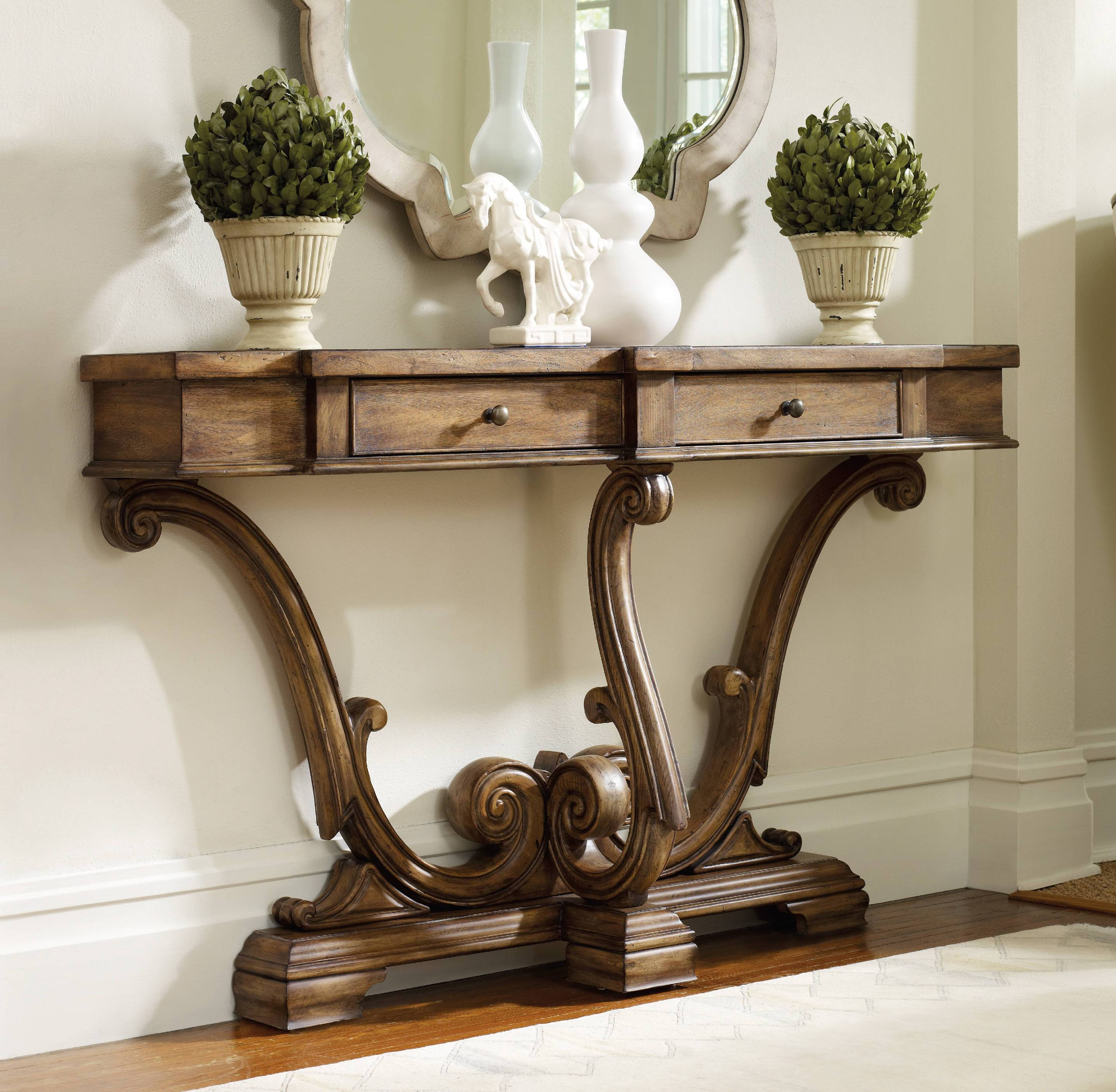 Sanctuary Thin Console H Contract Furniture