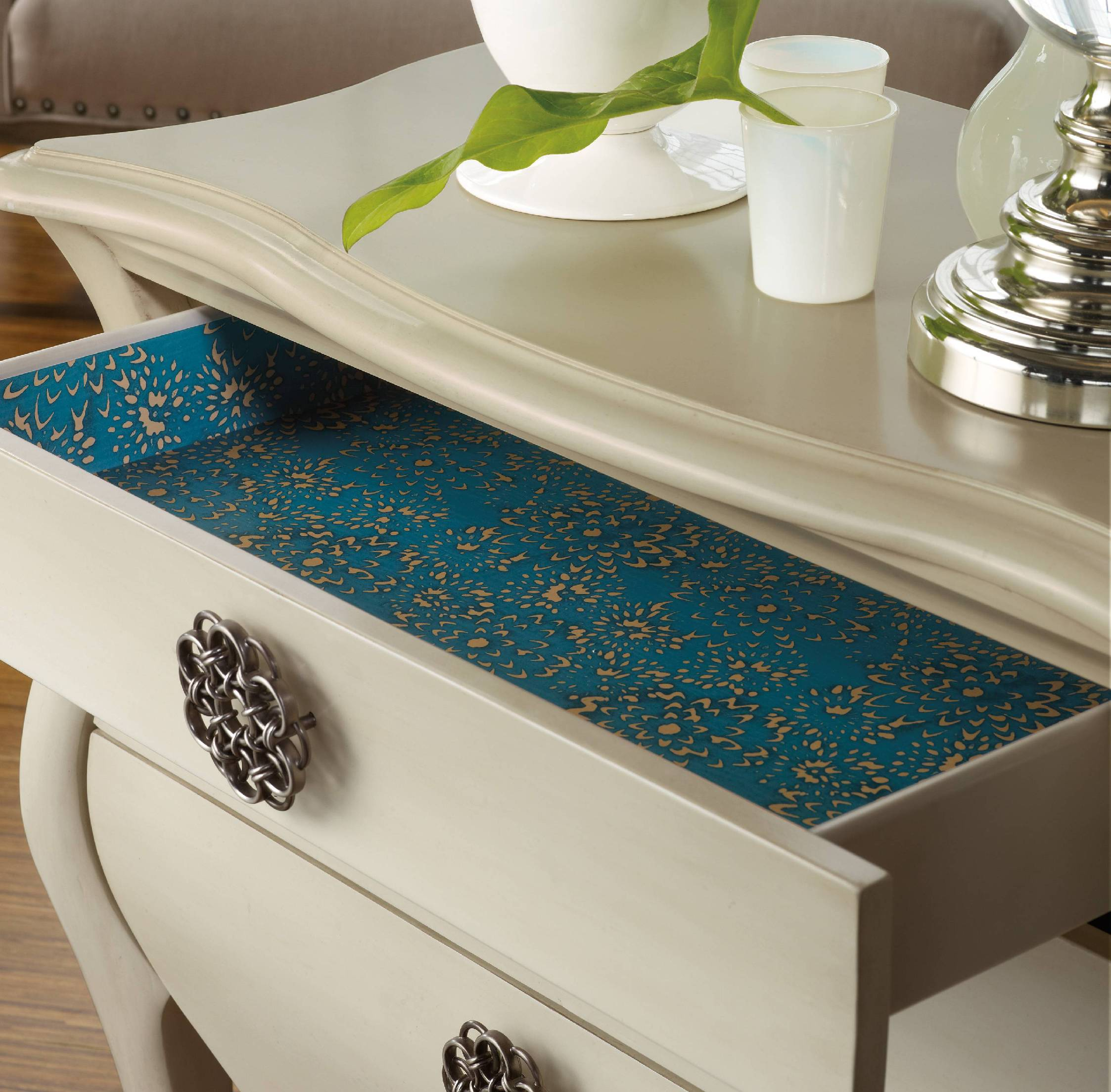 Pippa Bombe Chest H Contract Furniture