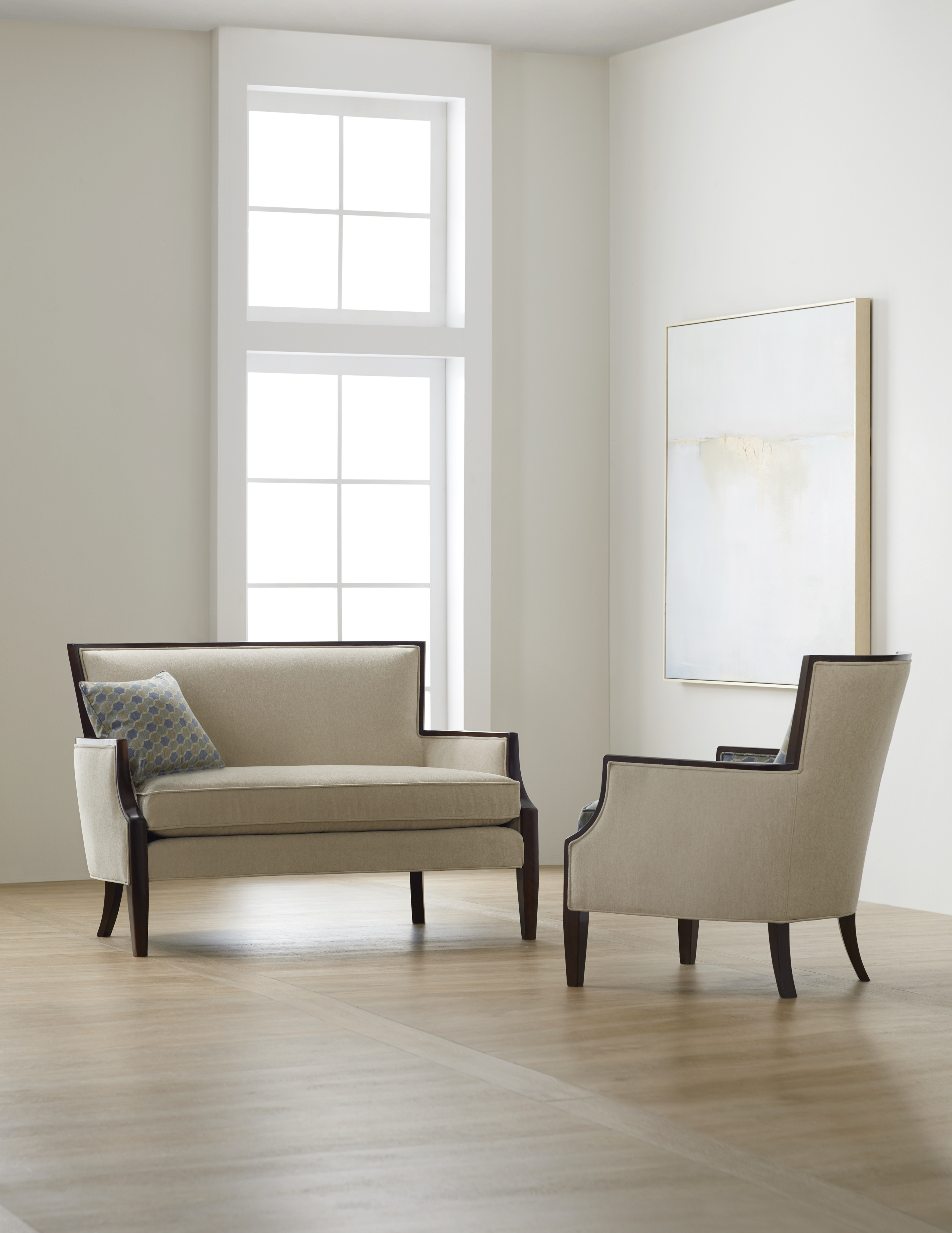 Darby Settee H Contract Furniture