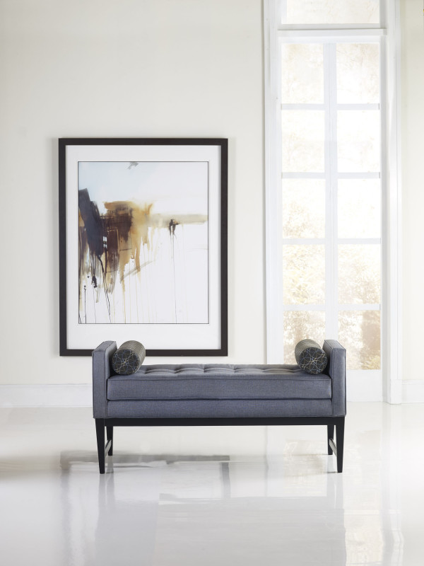 Katherine Bench Tufted H Contract Furniture