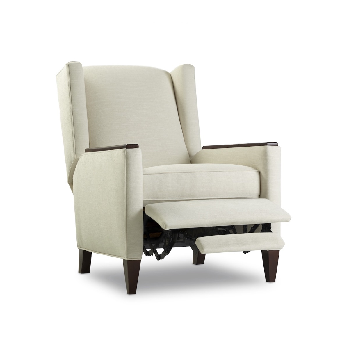 Layne recliner w arm caps h contract furniture