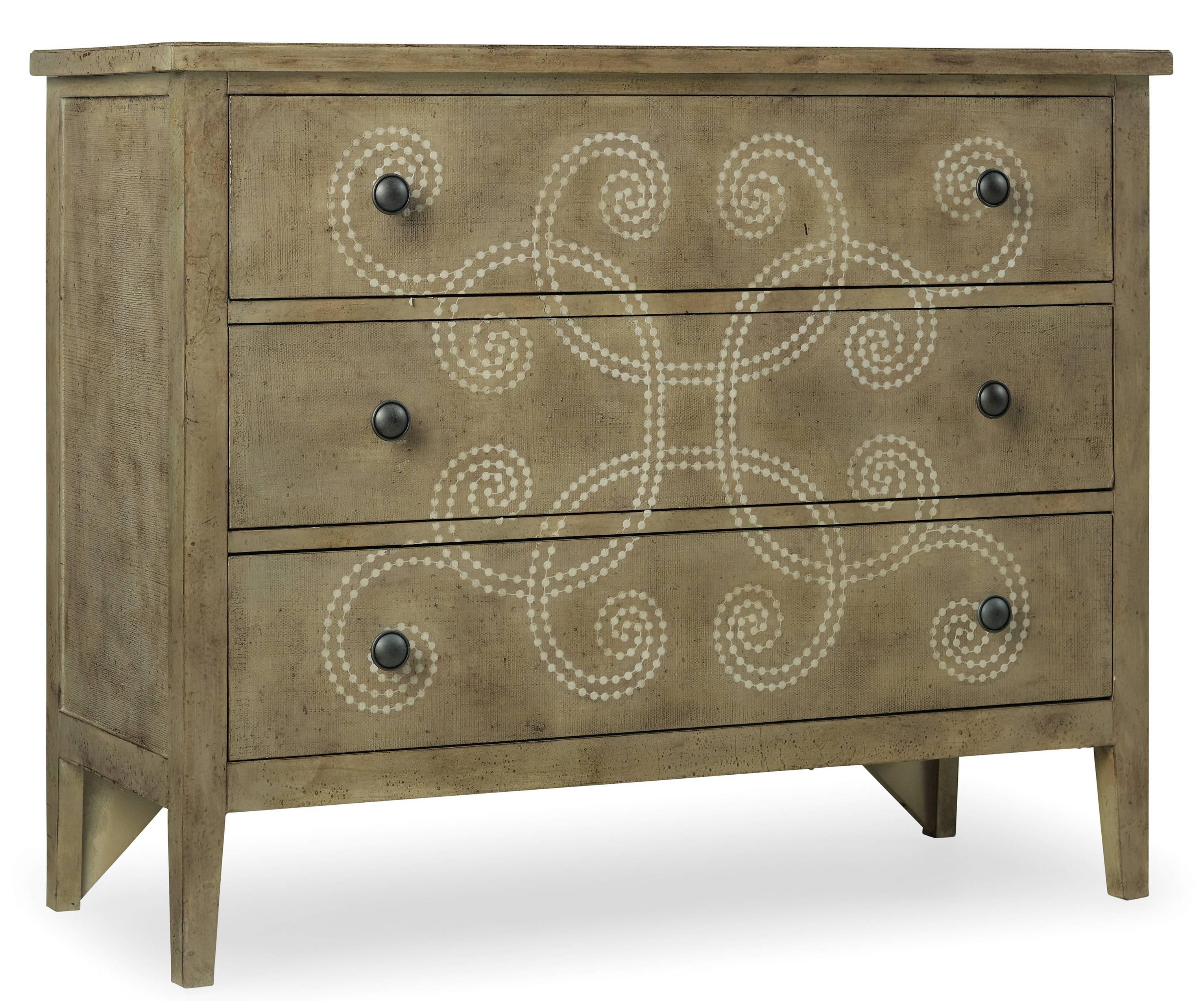 accent pieces  product categories  h contract furniture - curlacue chest