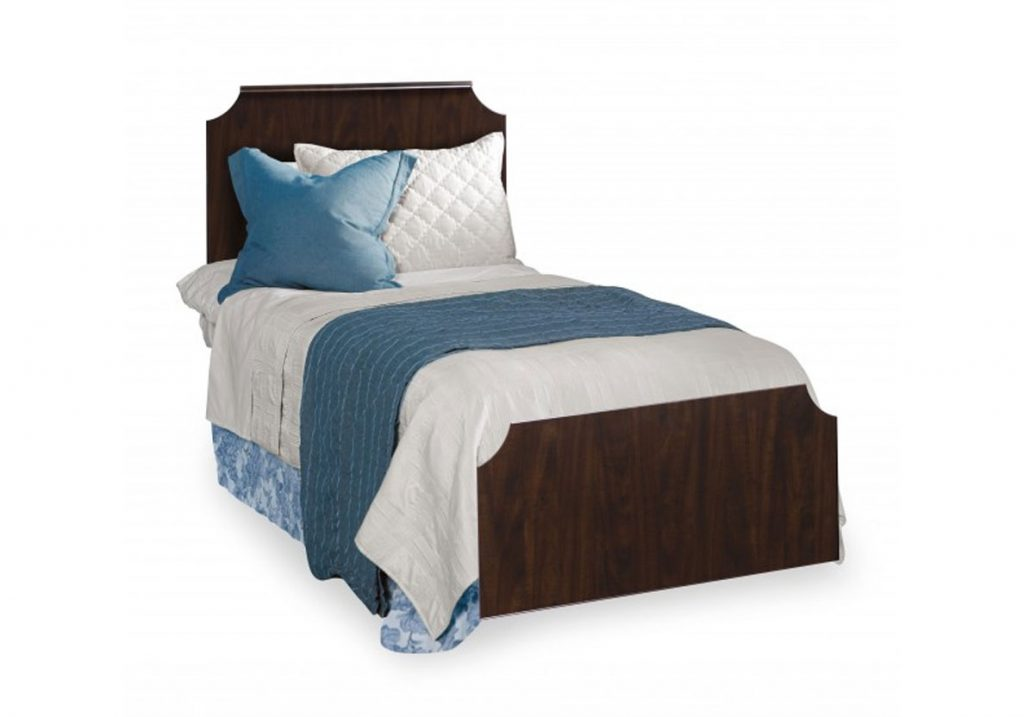 Lux twin headboard footboard h contract furniture for Twin footboard